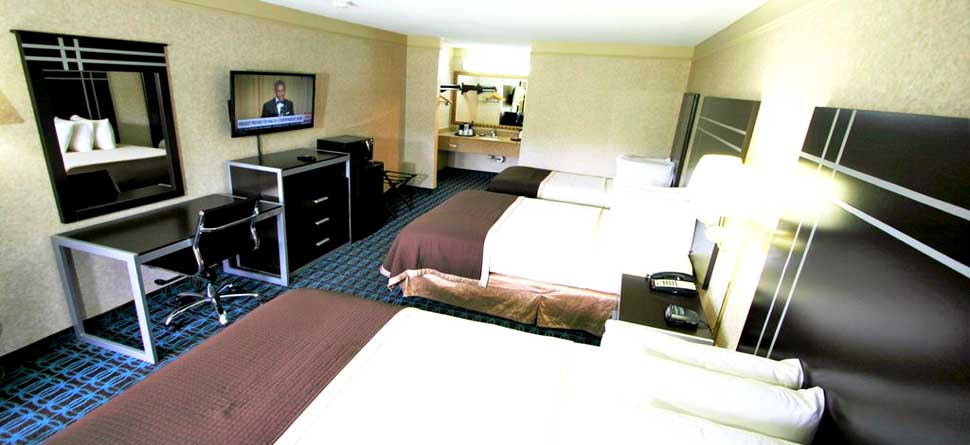 Newly Remodeled Hotels Motels Budget Affordable Accommodations Lodging